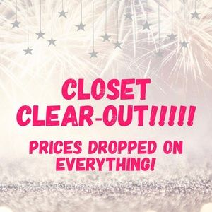Other - Prices dropped on every item!